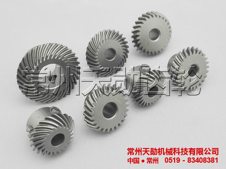 螺旋傘(san)齒輪