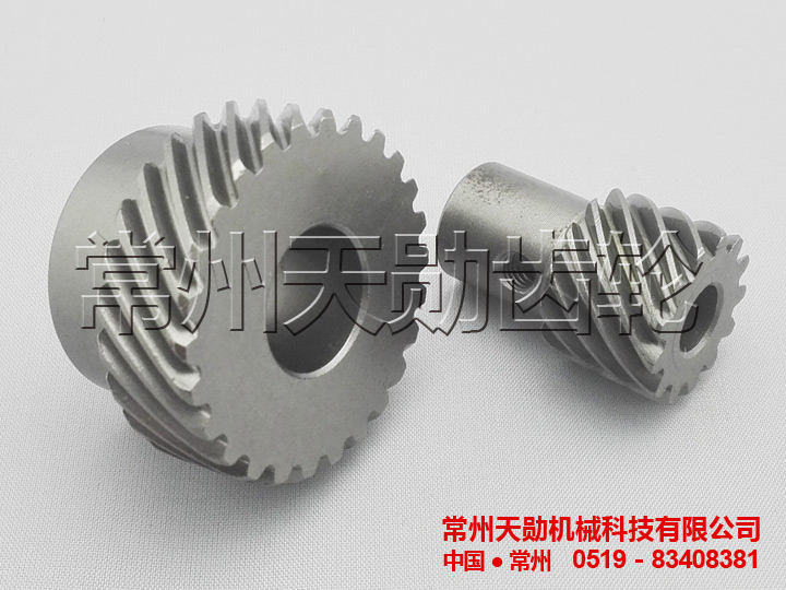 圓柱(zhu)齒輪