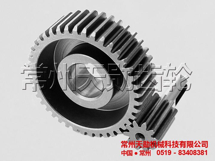 圓柱(zhu)直齒輪